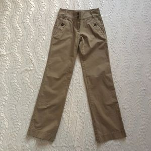 New York & Company Tan Pants Size 0 Tall